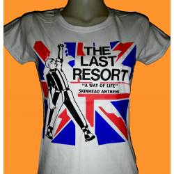 LAST RESORT - Skinhead...