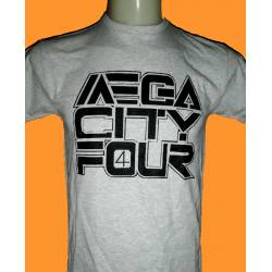 MEGA CITY FOUR - logo...