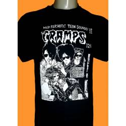 CRAMPS - Wild Psychotic...