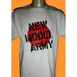 NEW MODEL ARMY - logo white