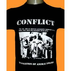 CONFLICT - To A Nation Of...