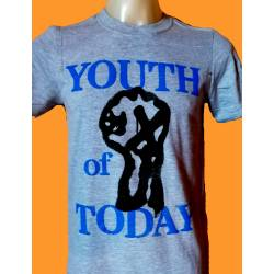 YOUTH OF TODAY - Fist grey