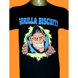 GORILLA BISCUITS - hooded...
