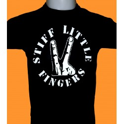 STIFF LITTLE FINGERS - logo