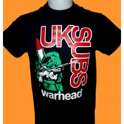 UK SUBS - Warhead