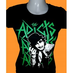 ADICTS - Monkey logo green