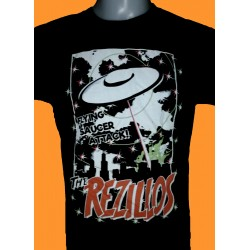 REZILLOS - Flying Saucer...