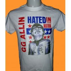GG ALLIN - Hated In The Nation