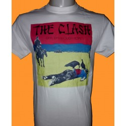 CLASH ‎– Give 'Em Enough...