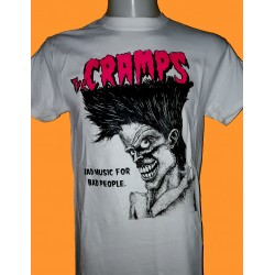 CRAMPS - Bad Music For Bad...