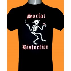 SOCIAL DISTORTION - skeleton