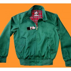HARRINGTON - WARRIOR VERDE